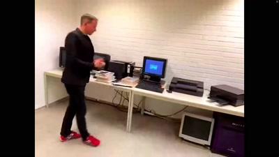 Führung durch das Oldenburger Computer-Museum