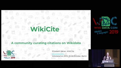 Wikicite panel