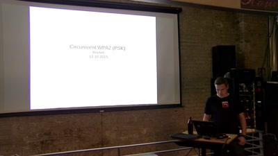 DG58: Circumvent WPA2