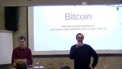 DG71: Bitcoin - Die Technik und ihre Ökologische Auswirkung