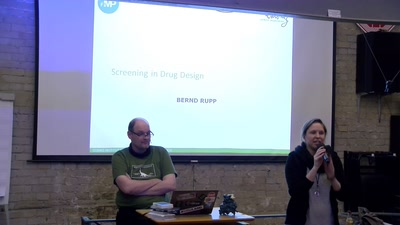 DG76: Screening in Drug Design