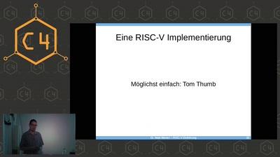 CPU-Design für Einsteiger und RISC-V