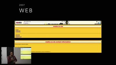 media.ccc.de seit 2007