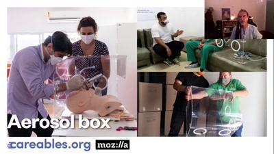 Olinda, Brazil: making in times of COVID-19