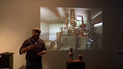 Die Herstellung von feinen Destillaten