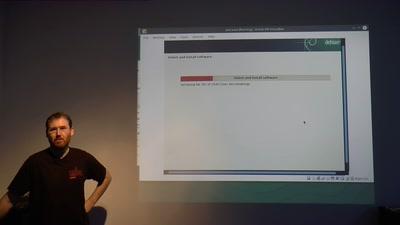 Installserver für den Hackerspace