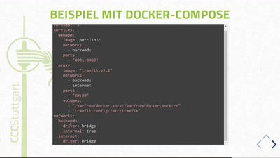 Docker Container und Security