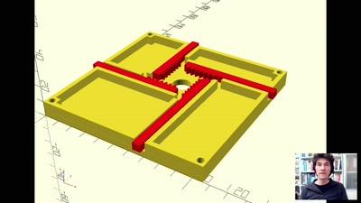 Bau einer Puzzlebox