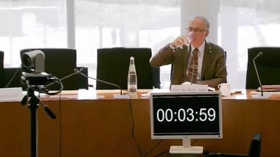 Aussagen vorm Rechtsausschuss zum Verbraucherschutz bei digitalen Gütern