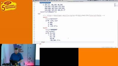 Malte über SVG-Animationen auf der NooK-Website [Fünf-Minuten-Termine]