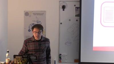 Fabian Schwarze: How to Gewerbeanmeldung [Freitalk N8]