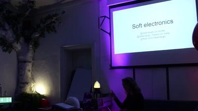 Soft Electronics